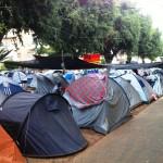 Real Estate Protest in Tel Aviv 25.7.2011
