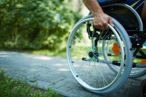 כסא גלגלים | צילום: depositphotos